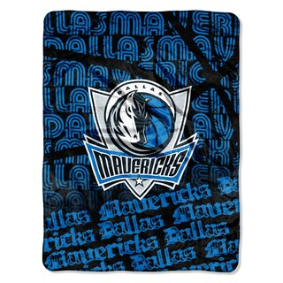 Mavericks Redux Micro Throw Blanket