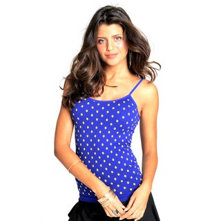 Women's Flower Print Tank Top