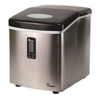 Chard IM12SS Stainless Steel Finish Ice Maker