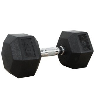 Valor Fitness RH-40 - RH-55 40lb - 55-pound Dumbbell (each)