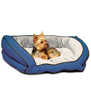 K&H Pet Products Bolster Couch Dog Bed