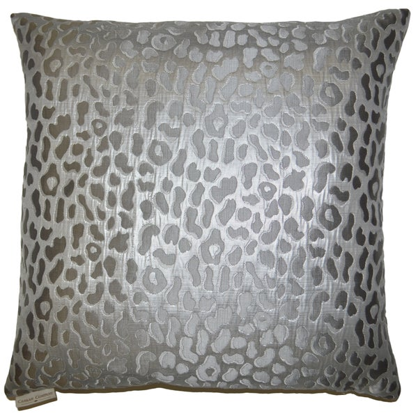 Decorative Pillows Down Filled : Metallic Cheetah Decorative Feather and Down Filled Throw Pillow - Free Shipping Today ...