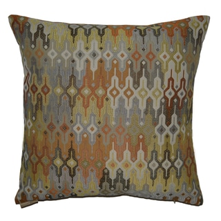 Regal Decorative Feather and Down Filled Throw Pillow