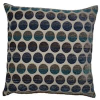 Circus Decorative Feather and Down Filled Throw Pillow