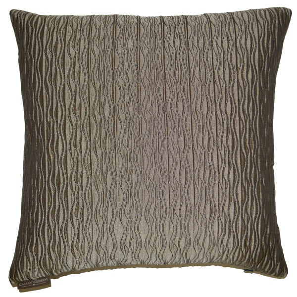 Valencia Decorative Feather and Down Filled Throw Pillow - Free Shipping Today - Overstock.com ...
