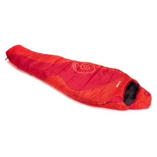 Snugpak Chrysalis 5 Sleeping Bag, Sunset Orange