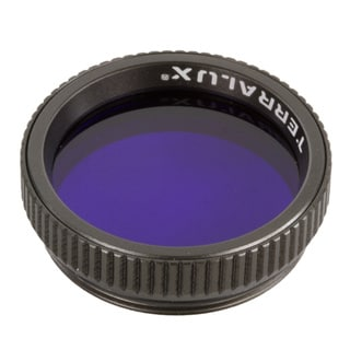TerraLUX Flashlight Filter, Fits TT-5 and TDR-2, Blue