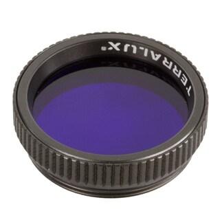 TerraLUX Flashlight Filter, Fits TT-5 and TDR-2, Blue