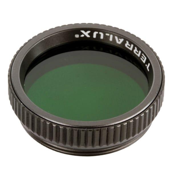TerraLUX Flashlight Filter, Fits TT-5 and TDR-2, Green