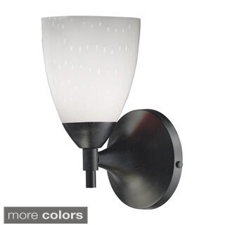 Celina Dark Rust 1-light Sconce