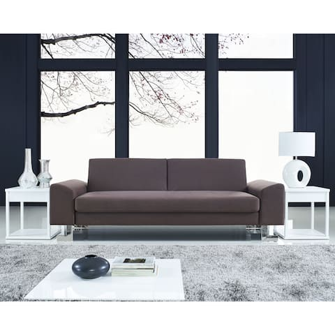 LumiSource Drake Modern Sofa Bed - N/A