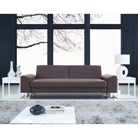 LumiSource Drake Modern Sofa Bed - N/A