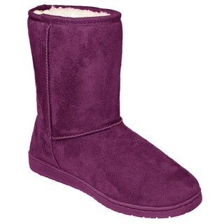 Dawgs Women's Microfiber 9-inch Cozy Boots (More options available)