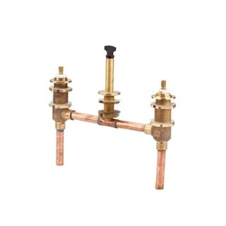 Pfister Shower Trim 06S Roman Tub Valve 2-handle
