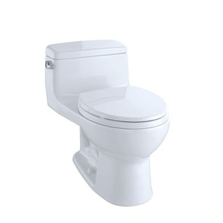Toto Eco Supreme Round 1-piece Toilet Cotton