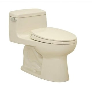 Toto Supreme Elongated 1-piece Toilet Bone