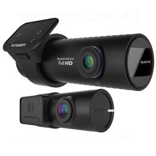 BlackVue DR600GW-HD Dual-channel Front/ Rear Car Dashcam Kit