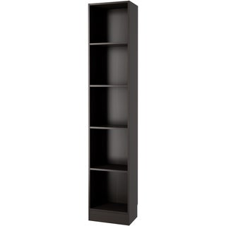 Element Tall Narrow 5-shelf Bookcase
