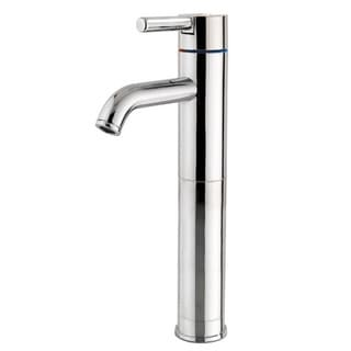 Pfister  Contempra  Lavatory 40 Contempra Vssl 1H 1-handle Polished Chrome Bathroom Faucet