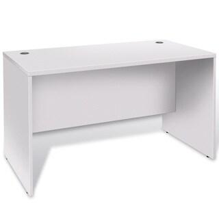 White 47-inch Computer Desk