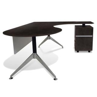 Executive Teardrop Desk