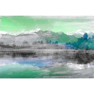 Marmont Hill - Handmade Mountain High Canvas Art