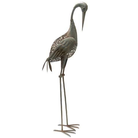 National Tree Company 35-inch Antique Green Crane