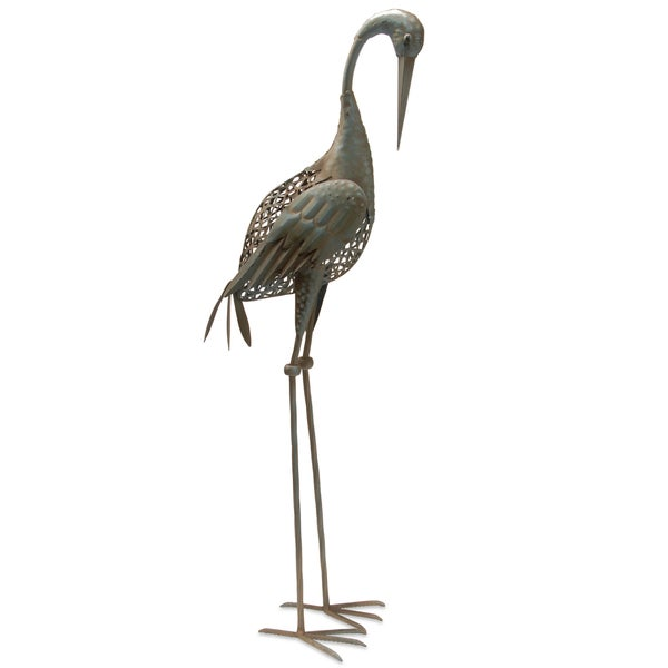 National Tree Company 35-inch Antique Green Crane. Opens flyout.
