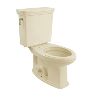 Toto Promenade Elongated Two Piece Toilet CST424SF#03 Bone