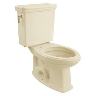 Toto Promenade Elongated Two Piece Toilet CST424EF#03 Bone
