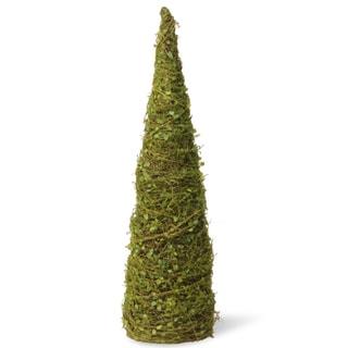 Green Moss 24 inch Cone Tree