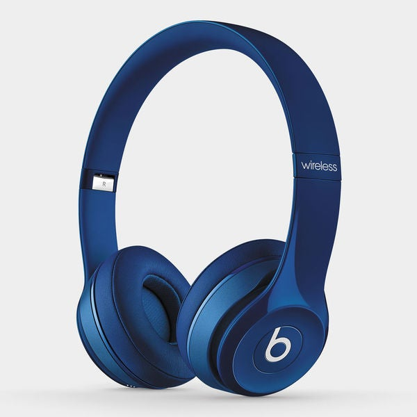 Beats by Dre Solo2 Wireless On-Ear Headphones