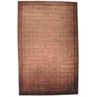 Circa 1880 Oversize Handmade Antique Agra Oriental  Area Rug (15'10 x 26'1)