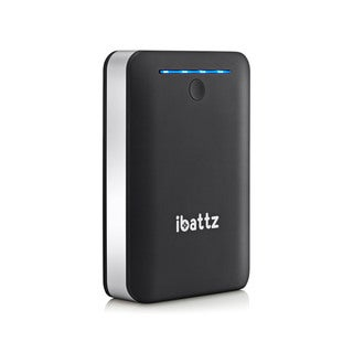 iBattz Mojo BattStation 12000 mAh Dual-port Portable Battery Charger