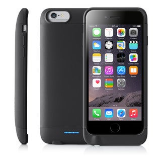 iBattz Mojo Refuel Invictus 3200mAh Battery Slim Case for Apple iPhone 6/ 6s