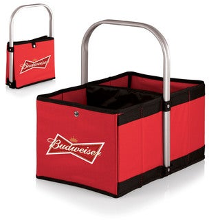 Urban Red Budweiser Digital Print Basket