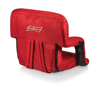 Ventura Red Budweiser Digital Print Seat