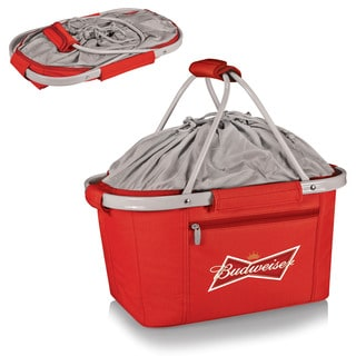 Metro Red Budweiser Digital Print Basket