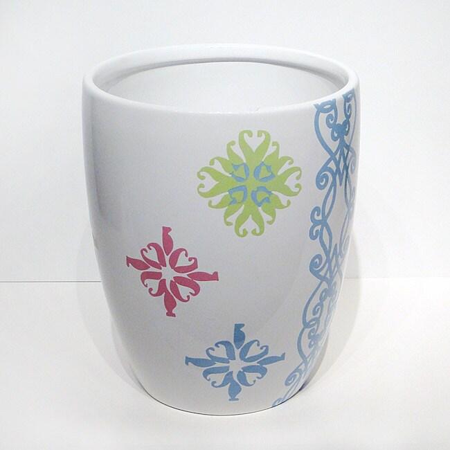 Lorimer Ceramic Wastebasket