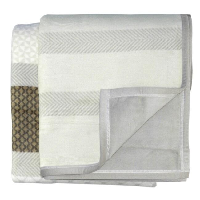 Bocasa Celine Woven Throw Blanket