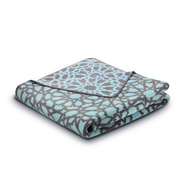 Bocasa Fluffy Casa Baby Blue Blanket