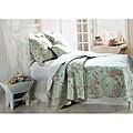 Greenland Home Fashions Bora Bora 3-piece Quilt Set