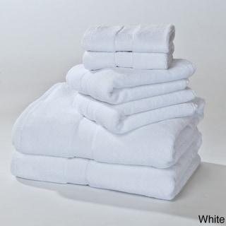 Calcot Supima Z-twist 6-piece Towel Set