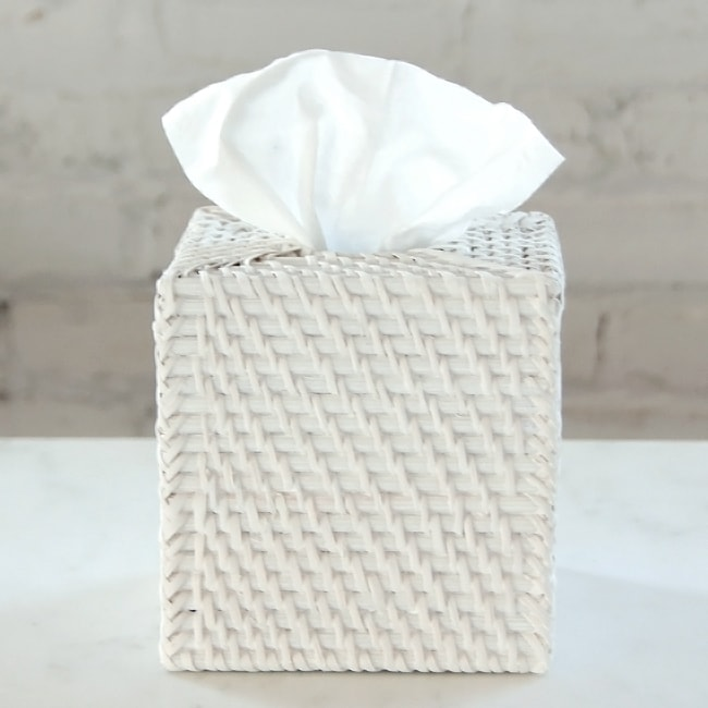 Cayman Boutique Tissue Cover