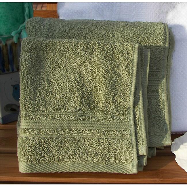 Charisma Premium Hygro 100-percent Cotton 12-piece Towel Set