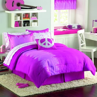 VCNY Clarissa Bed in a Bag with Sheet Set