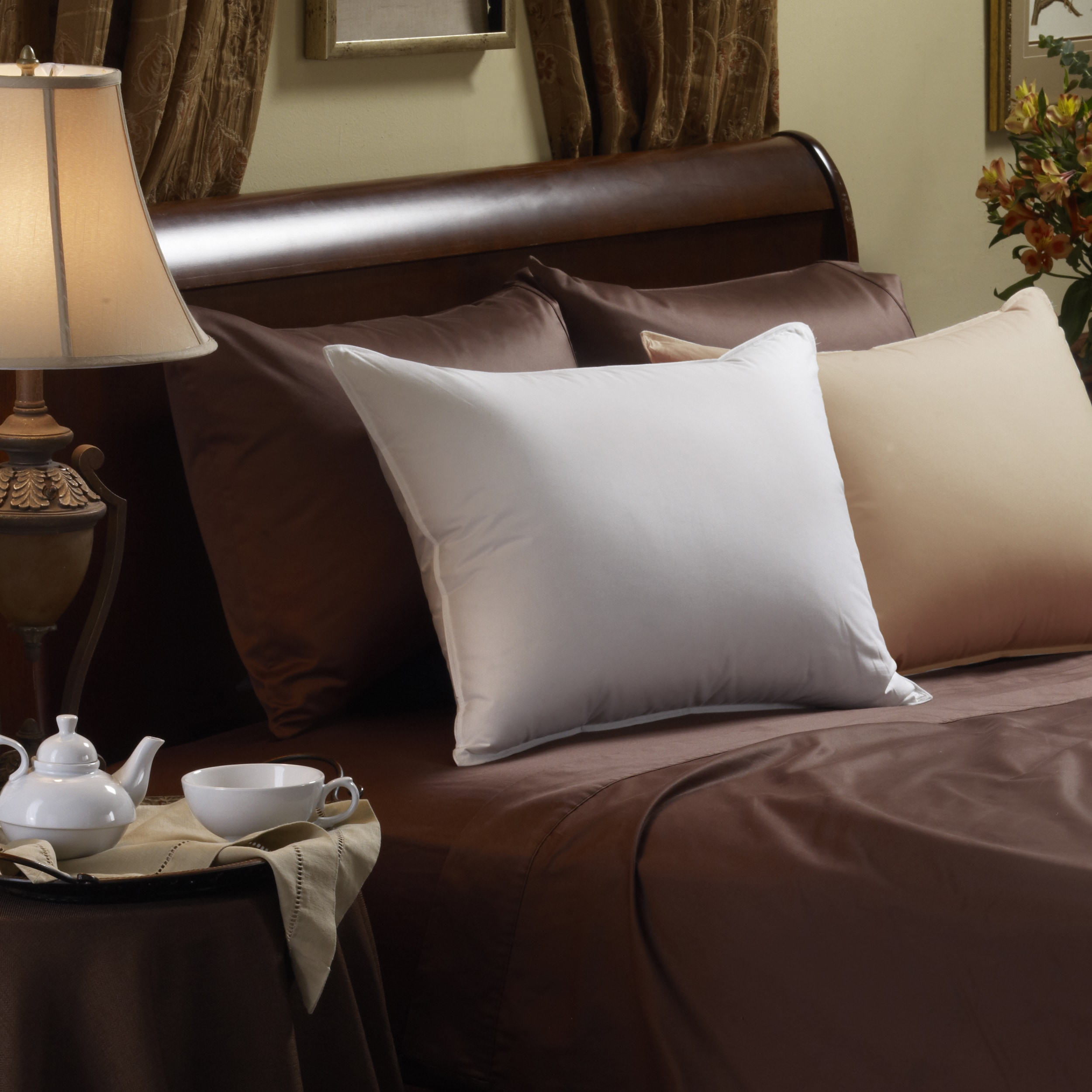 Down Comfort 300 Thread Count Down Pillow