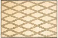 Handmade Thomas O'Brien Martine Morocco/ Ivory Wool Rug - 6' x 9'