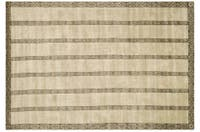 Handmade Thomas O'Brien Marco Olive/ Green Wool Rug (9' x 12')