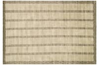 Handmade Thomas O'Brien Marco Olive/ Green Wool Rug - 9' x 12'